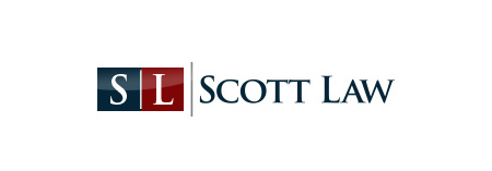 Scott Law Logo Design